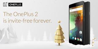 OnePlus Tidak Mengharuskan dapat Undangan untuk Pembeliannya di Akhir Tahun 2015 ini