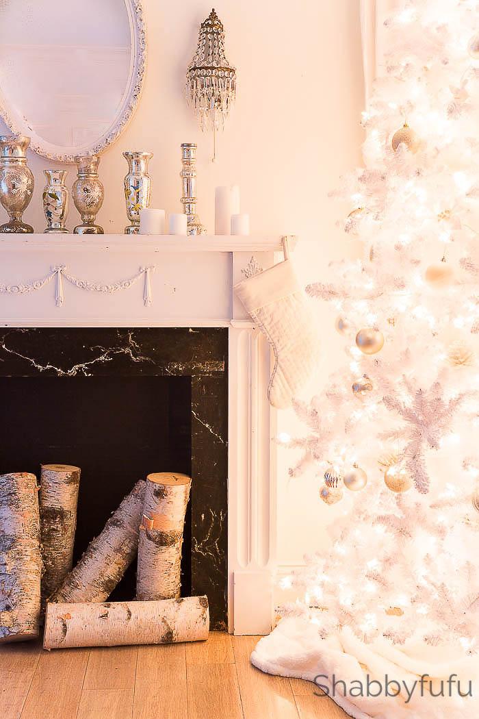 white-christmas-tree-holiday-glow-shabbyfufu
