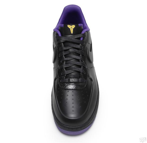 promo code 0ef96 2f77d Nike Air Force 1 LW Supreme VT Black Black-Varsity Purple-Varsity Maize  453433-001  135. February 17, 2011