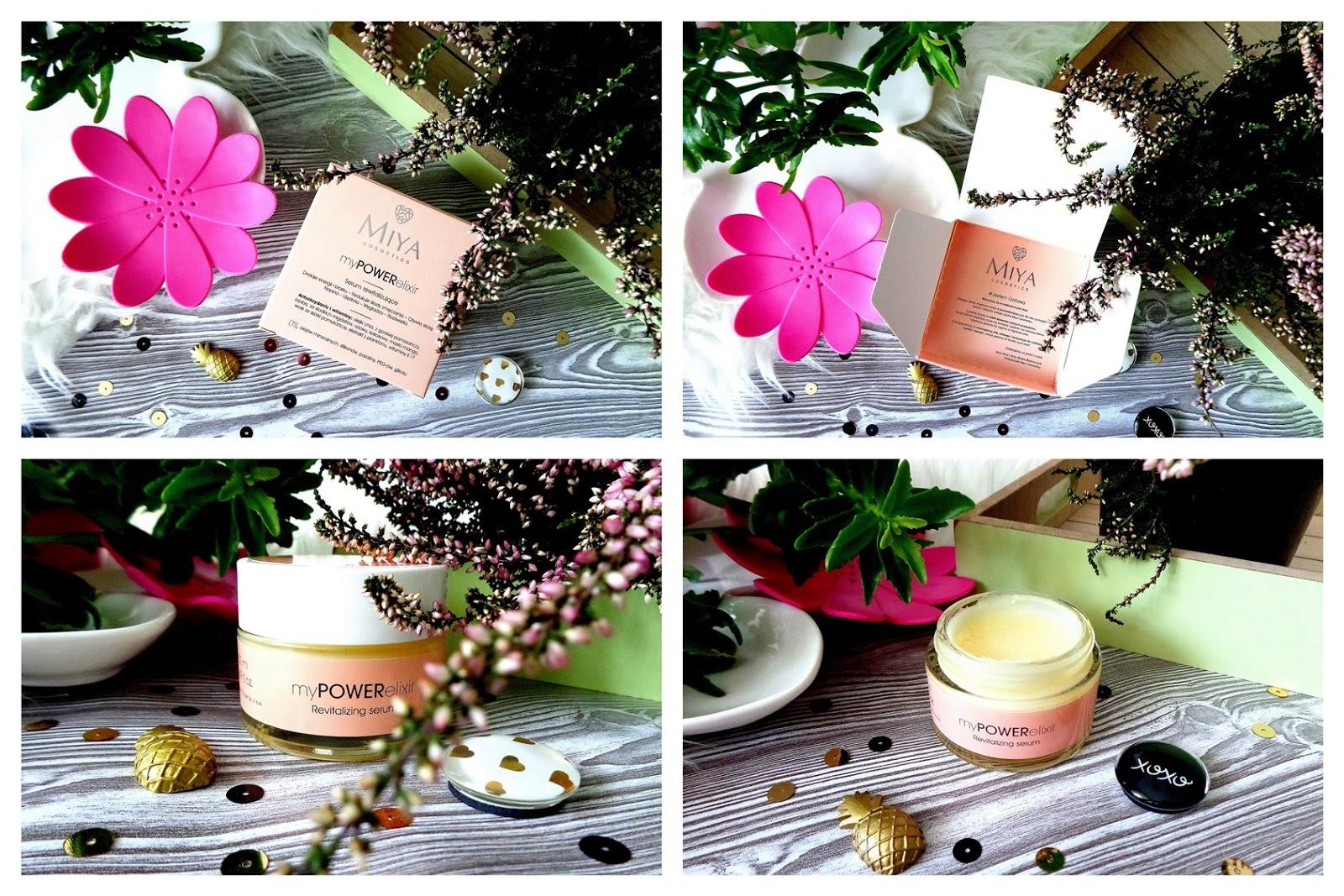 zdjęcie przedstawiające opakowanie serum Miya Cosmetics