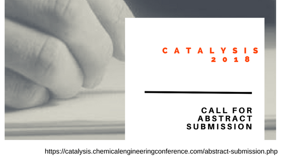6th World Congress on Chemical Engineering and Catalysis