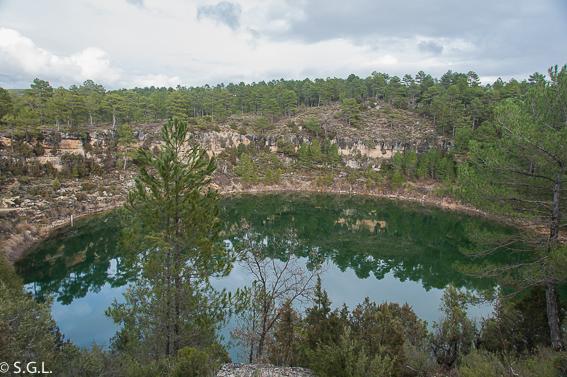 Lagunas de cañada del Hoyo. Cuenca