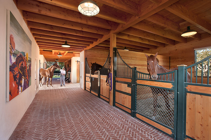 Lua Equestrian Hope Ranch Luxury Home Builder