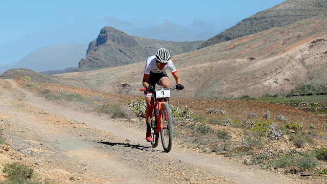 4 Stage Mountain Bike Race Lanzarote