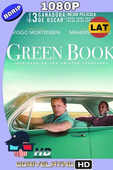 Green Book: Una Amistad Sin Fronteras (2018) BDRip 1080p Latino-Ingles MKV