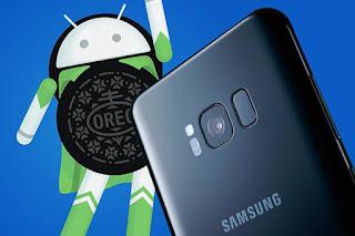 يعمل, Sprint, على, تحديث, Samsung ,Galaxy ,S8 / ,S8 + ,Oreo