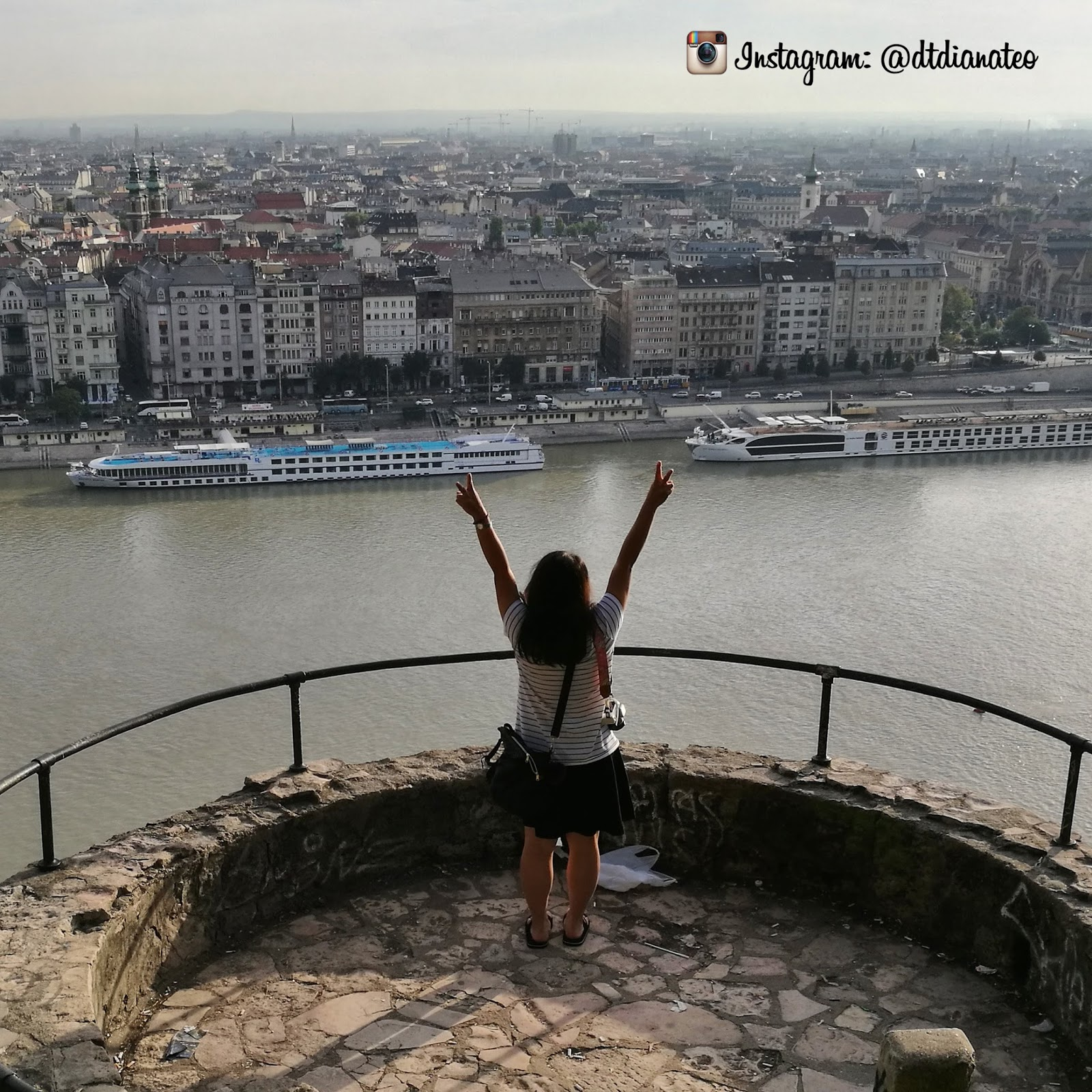 travel & living journal of dt: solo trip to europe