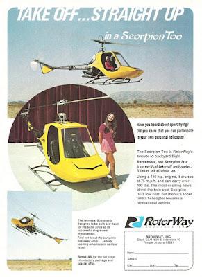 RotorWay Aircraft