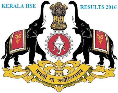 Kerala HSE 2016 result