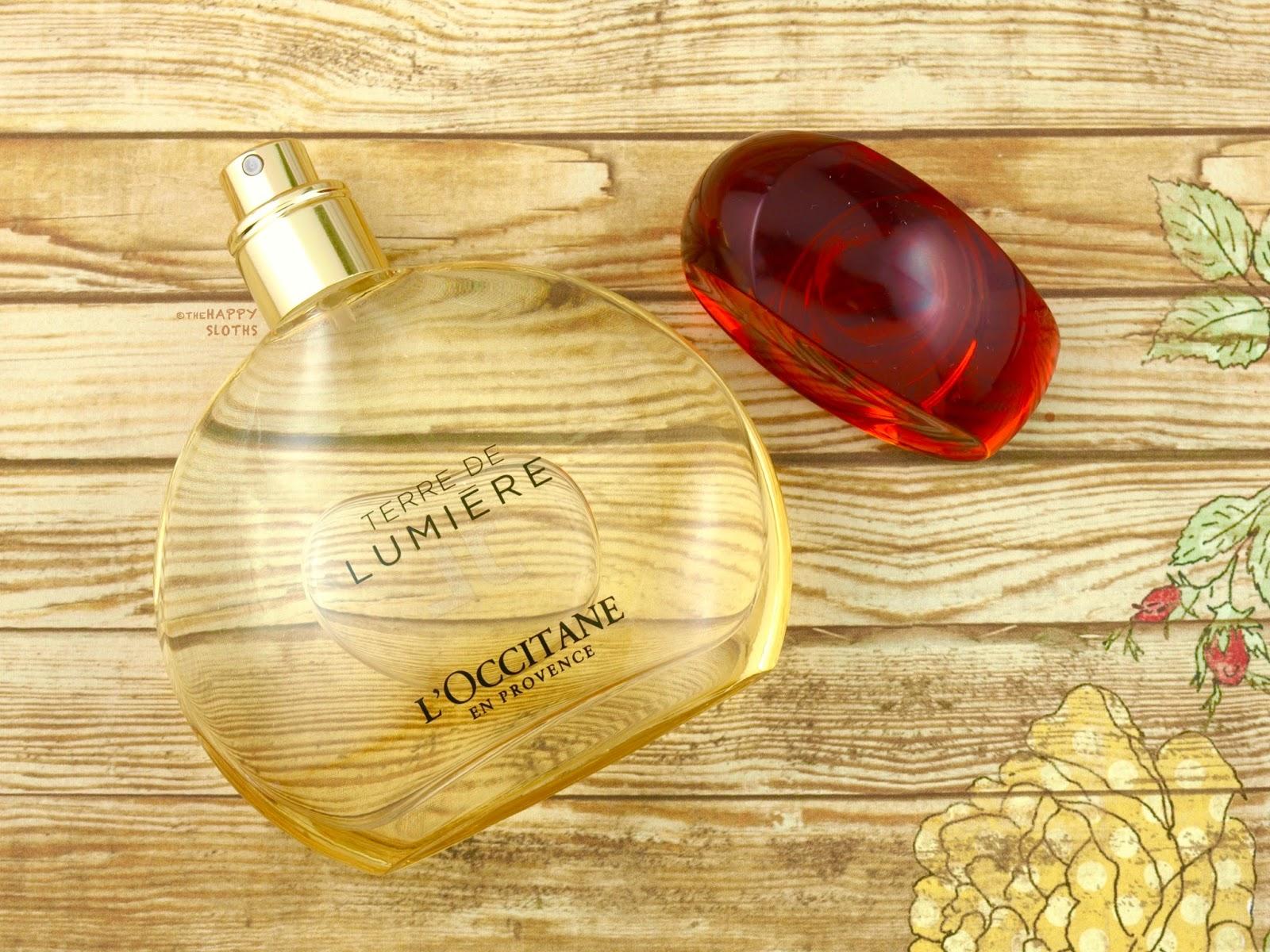 L'Occitane Terre de Lumiere Eau de Parfum: Review