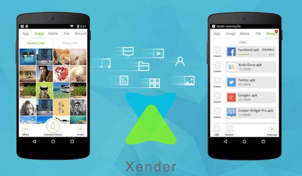 iPhone ve iPad'e Android Cihazlardan Dosya Aktarma Uygulaması