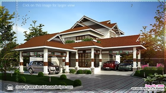 House in Thiruvalla