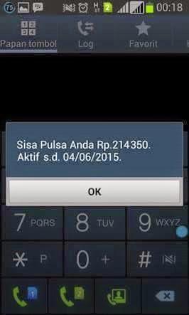 Pulsa Gratis Di Android 2015