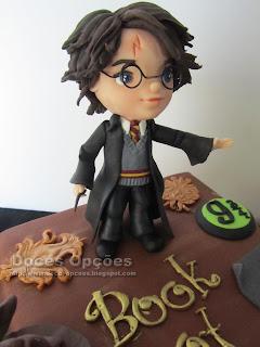 Harry Potter sugar paste