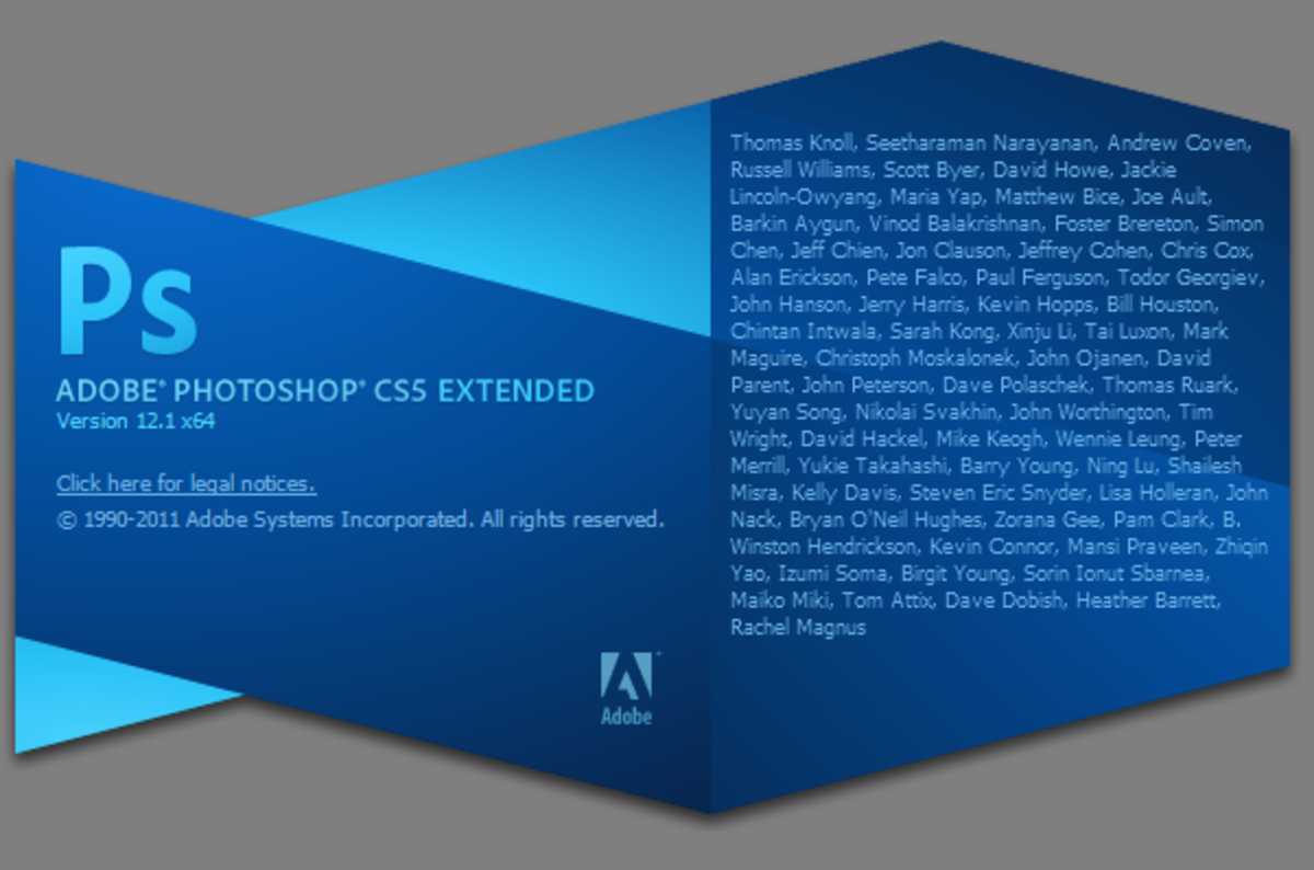 Download Adobe PhotoShop CS5 Extended ~ Wahyu Development | 007