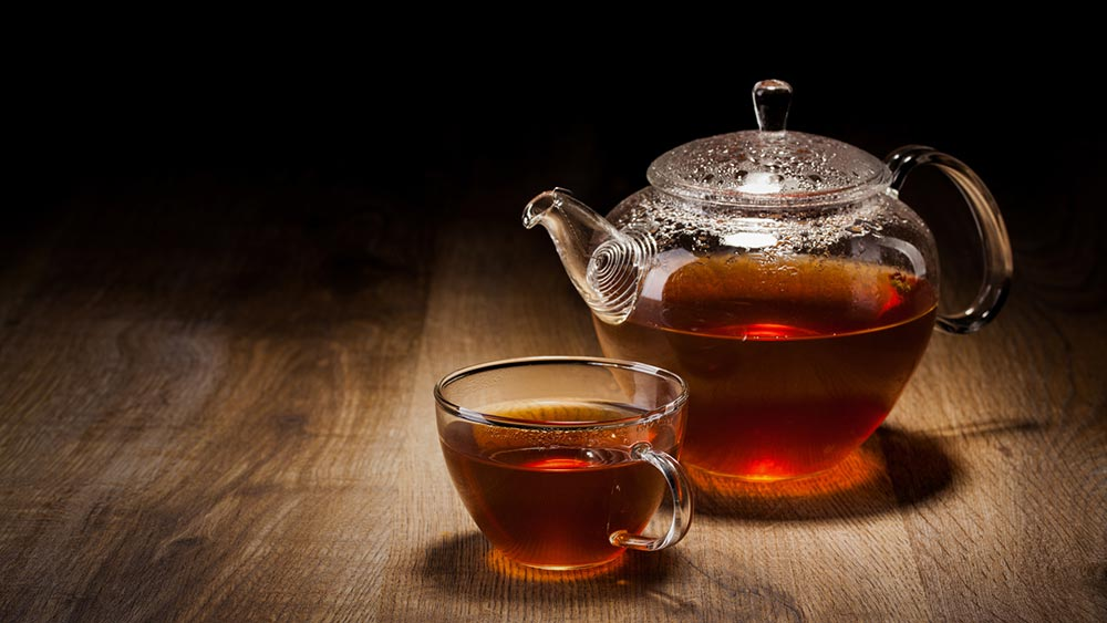 فوائد الشاي الاسود