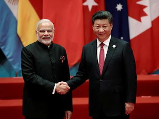 India-China Informal Summit in Wuhan