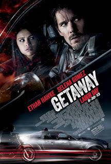 Sinopsis Film Getaway (2013)