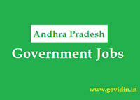 Latest Andhra Pradesh Government Job Notifications 2018
