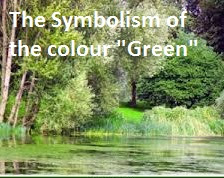 meaning of colour green