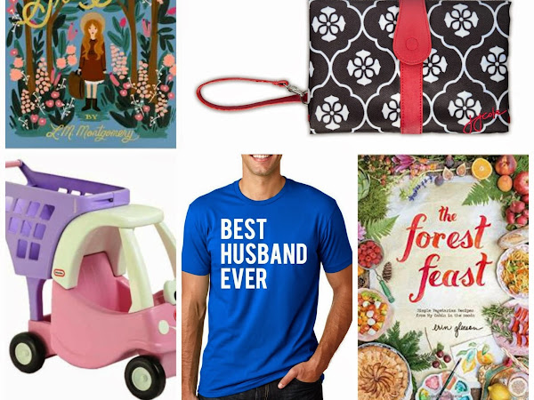 the ultimate family gift guide: women, children + men {mostly $25 + under}