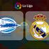 مشاهدة مباراة ديبورتيفو ألافيس وريال مدريد بث مباشر بتاريخ 29-10-2016 الدوري الاسباني