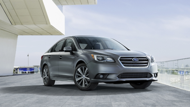 2017 Subaru Legacy 3.6R Limited Review