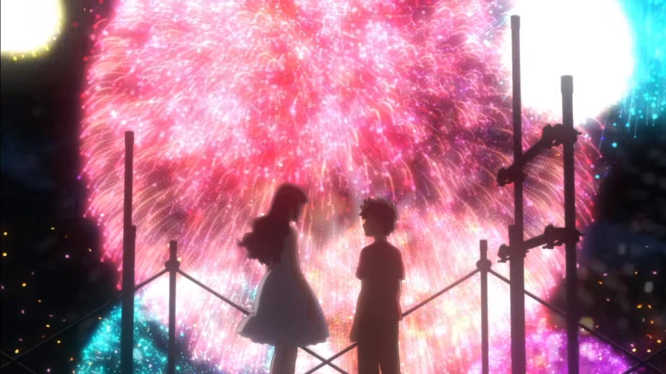 アニメ 漫画 航海記 打ち上げ花火 下から見るか 横から見るか 感想 考察
