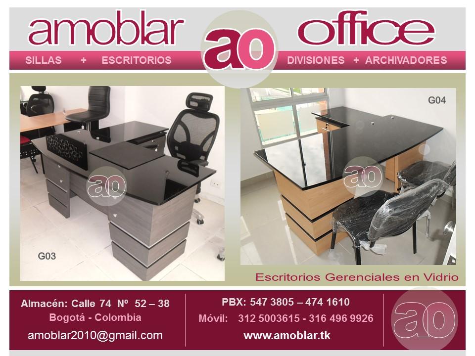 Amoblar office muebles para oficina bogota pbx 57 1 for Fabricantes de mobiliario de oficina