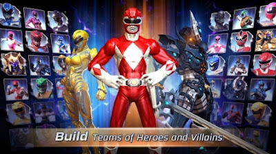Power Rangers Legacy Wars mod  Apk Terbaru Gratis
