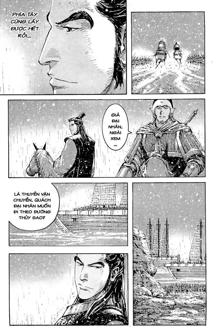 Hỏa phụng liêu nguyên Chương 369: Tống biệt chí hữu [Remake] trang 7