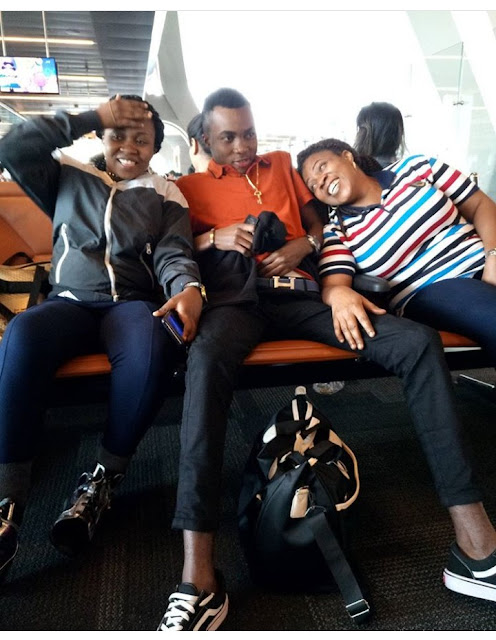 NOLLYWOOD ACTOR WALE AKOREDE OKUNNU EMBARKS ON U. S VACATION WITH ...