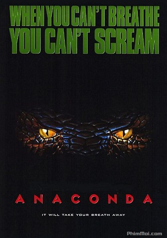 Trăn Nam Mỹ - Anaconda
