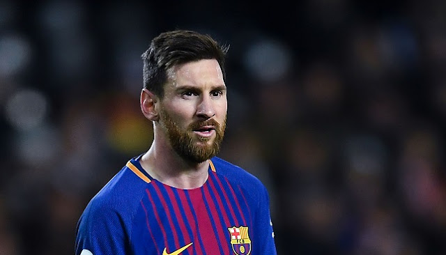ميسي يتذيل ترتيب لاعبي برشلونة بنسبة التمرير الصحيح !