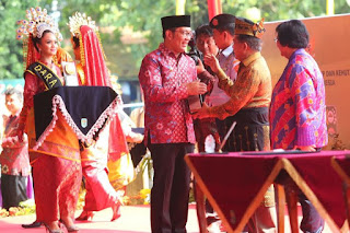 Kota Bandung Raih Penghargaan Adipura Kirana dan Adiwiyata Mandiri