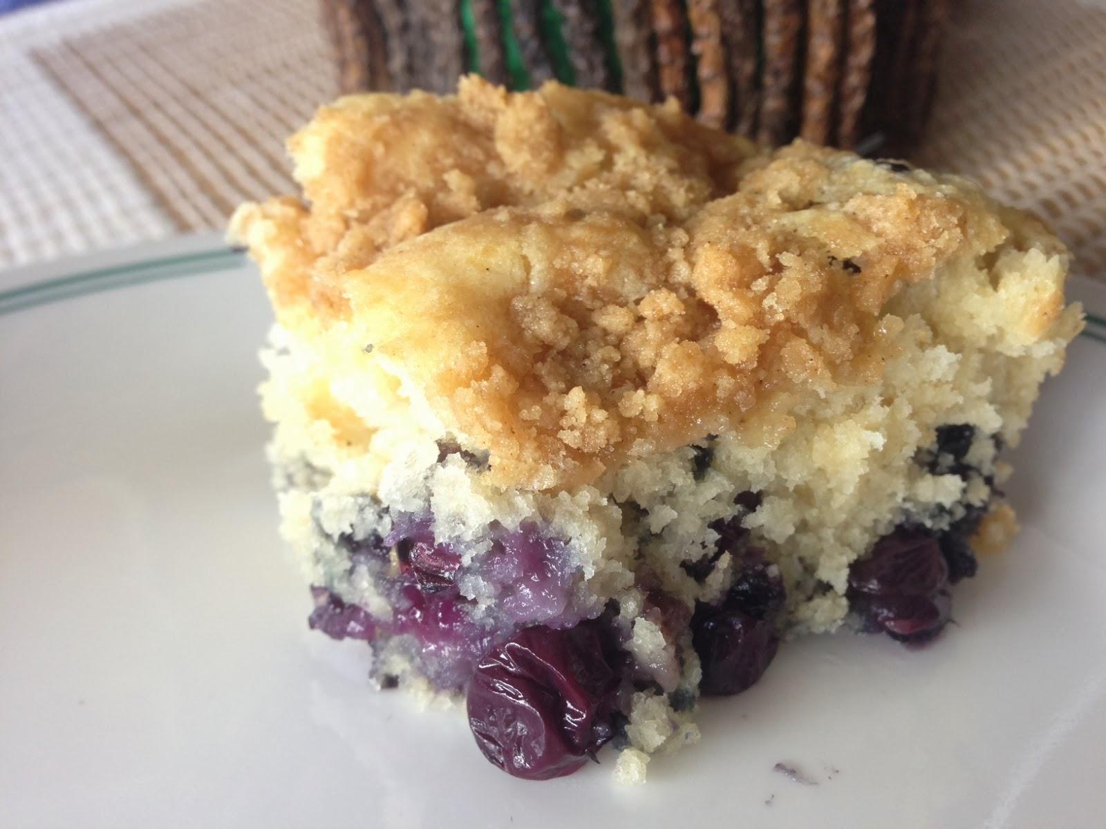 Woman Makes Moist Best Cake