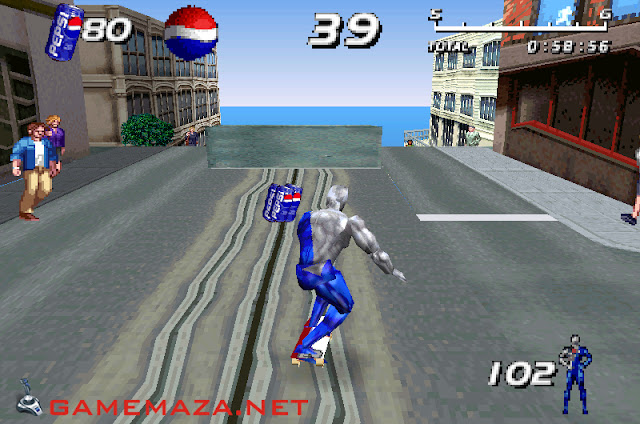 Pepsi-Man-Free-Downlaod-Game