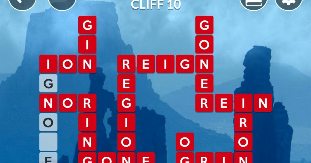Wordscapes Level 138 Answers Doors Geek