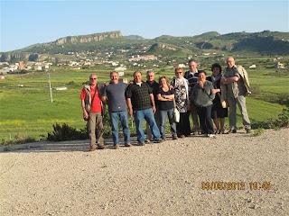 Città Nuove Corleone: Corleone, campi antimafie  In visita
