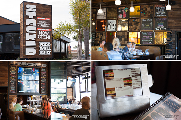 If You Haven T Been To Stacked Or Heard Of It Before Might Find Their System Interesting Is Still A Sit Down Restaurant With Waitstaff But All