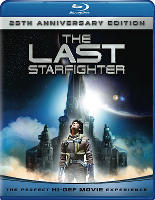 The Last Starfighter 25th Anniversary 1984 BD25 Sub