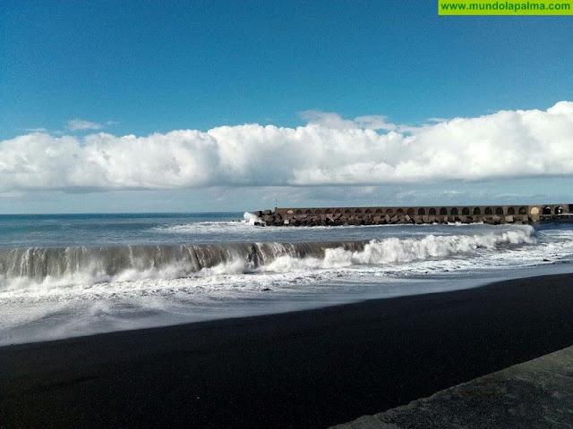 Prealerta por vientos y fenómenos costeros a partir de mañana martes