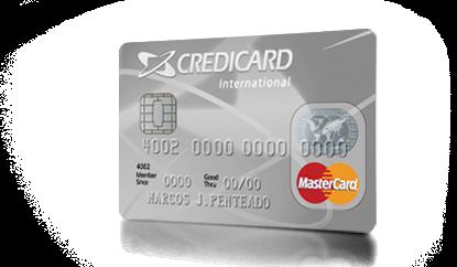 Solicitar os Cartões de Crédito da Credicard