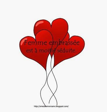 Joli Message pour saint-valentin