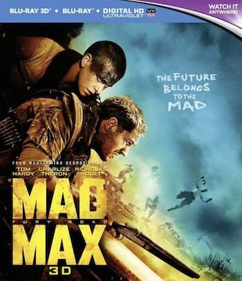 Mad Max Fury Road 2015 Dual Audio BluRay 1080p Download