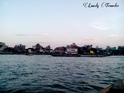 Buriganga river, Dhaka