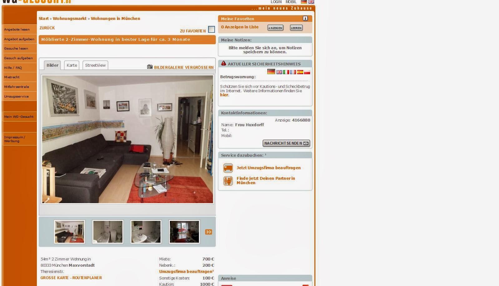 herr dieter 54m 2 zimmer 80333 m nchen maxvorstadt theresien 3. Black Bedroom Furniture Sets. Home Design Ideas