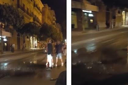 Fenomena Aneh Turun Hujan Terjadi di Italia