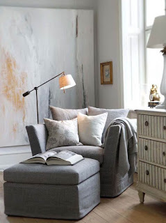 Reading Corners with an Armchair for Inspiration