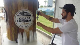 Artes na Barra recebe Rio Beer Experience